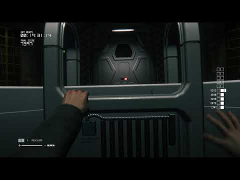 """Alien Isolation - Safe Haven - Mission 5: """"Disable the security cameras"""" 