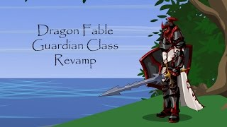Dragon Fable Guardian Class Revamp