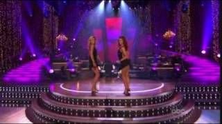 DWTS Professional Cha Cha Cha (girls only)