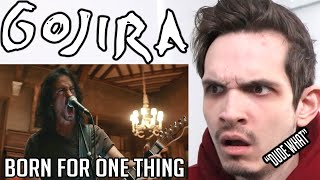 Metal Musician Reacts to Gojira | Born For One Thing |