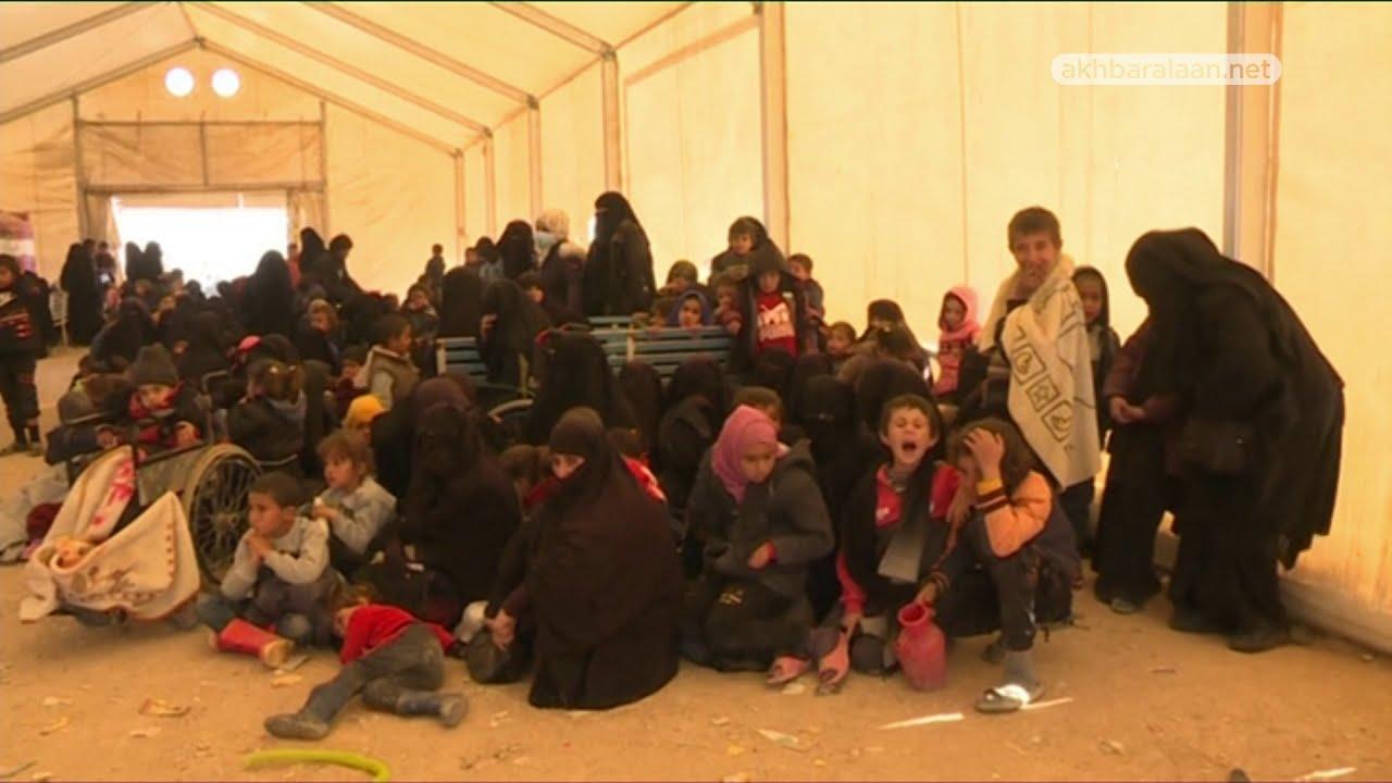 مصير غامض يواجه عوائل داعش مع استمرار رفض بلدانهم لمسألة العودة  - نشر قبل 12 ساعة