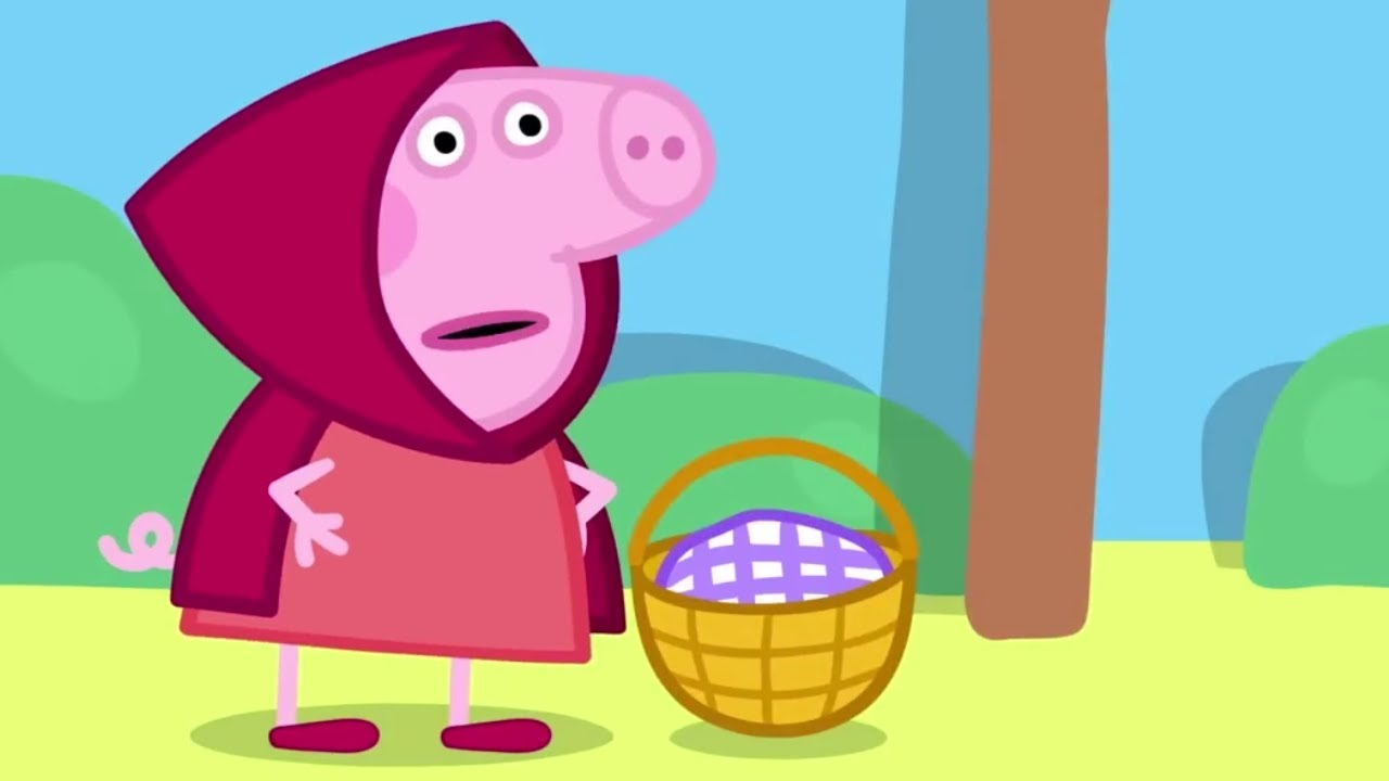 Peppa pig italiano la recita scolastica collezione for Peppa in italiano