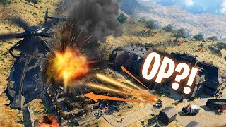 The ARAV Turret is OVERPOWERED! - Blackout BEST MOMENTS and FUNNY FAILS #56