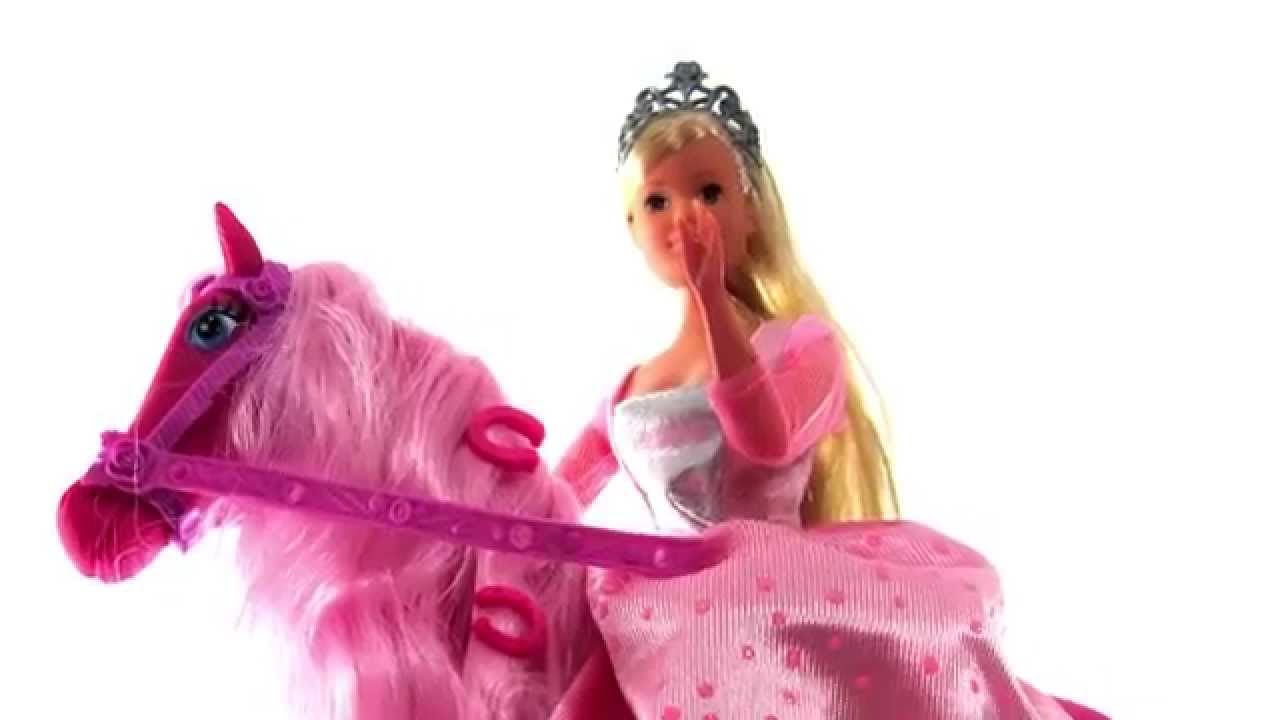 Bambola steffi love principessa ice princess Simba