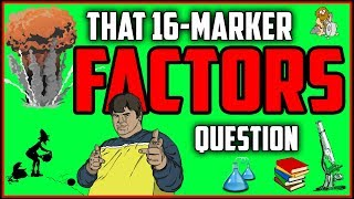 GCSE History: Factors in Medicine | Getting the full 16marks!
