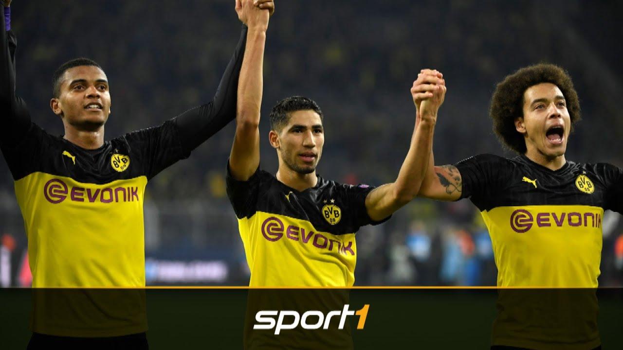 Wechsel nach Frankreich? Lyon lockt BVB-Star | SPORT1 - TRANSFERMARKT