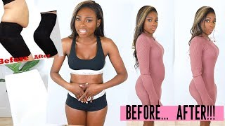 is-it-a-miracle-or-a-scam-trying-on-200-shapewear-my-stomach-better-be-flat-flat
