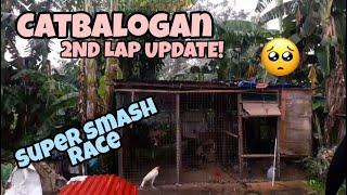 CATBALOGAN SAMAR 2ND LAP UPDATE! || PARTIDO RACING PIGEON CLUB