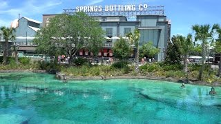 Disney Springs Town Center Is Now Open | New Shops & Food | Sephora & Shoes That Smell Like Candy!