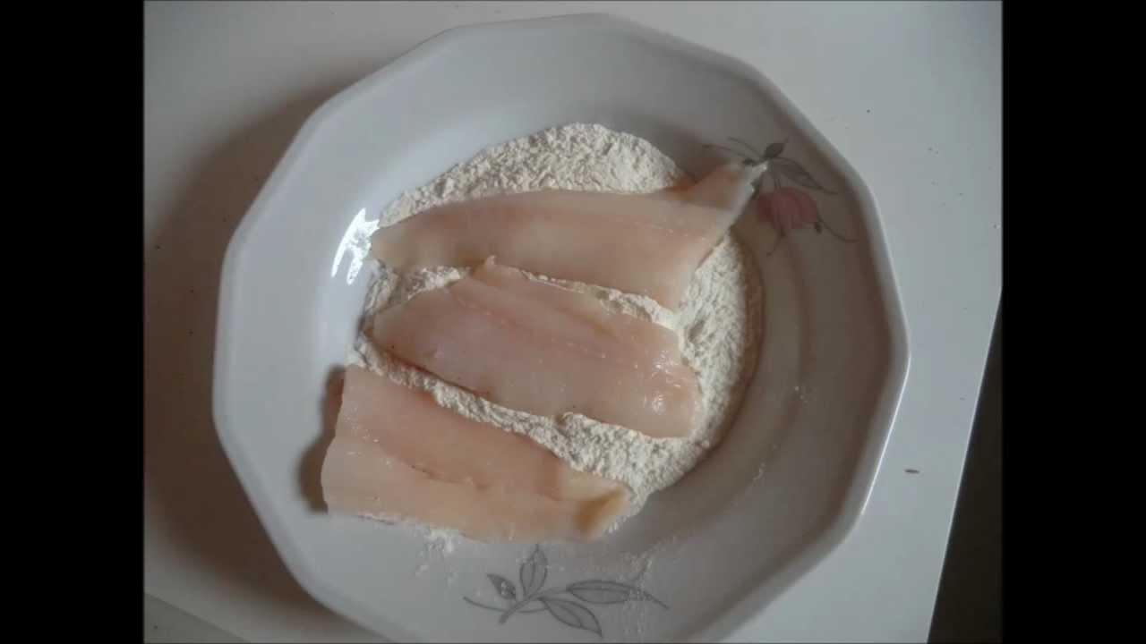 cuisine: filets de sole meunière. - youtube