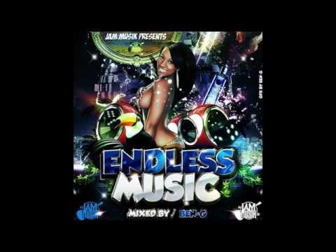 DJ BEN - G ENDLESS MUSIC DANCEHALL MIX APRIL 2014