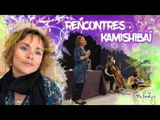 Les 1ère Rencontres kamishibai en mai 2018- Gwladys kamishibaï