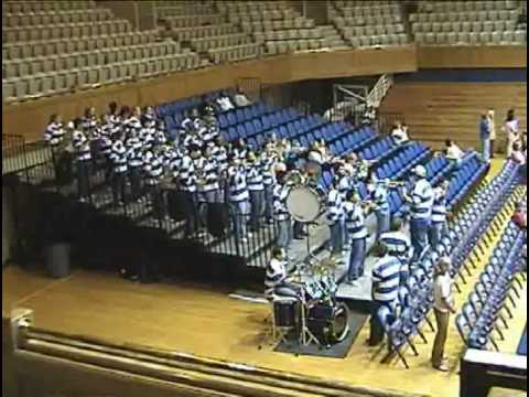 Duke Pep Band,Devil With The Blue Dress On