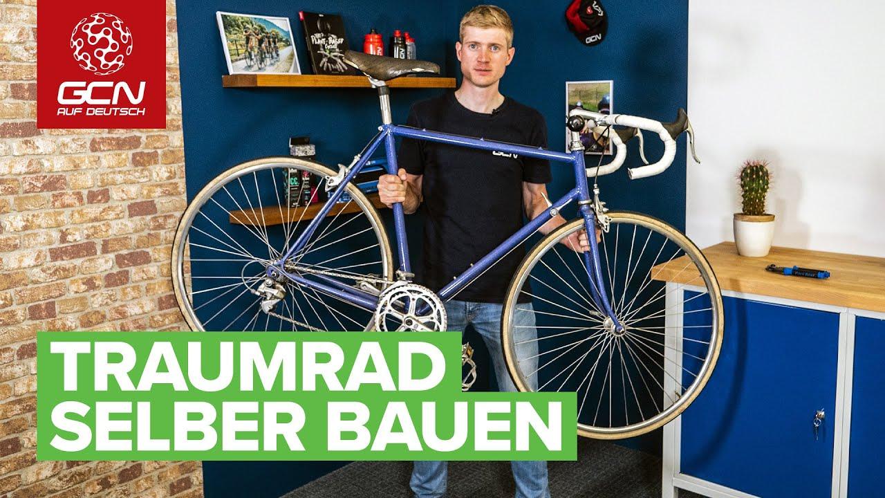 Marke Eigenbau Teil 1 | Kann Tobi aus einem Schnäppchen- ein Traumrad bauen?