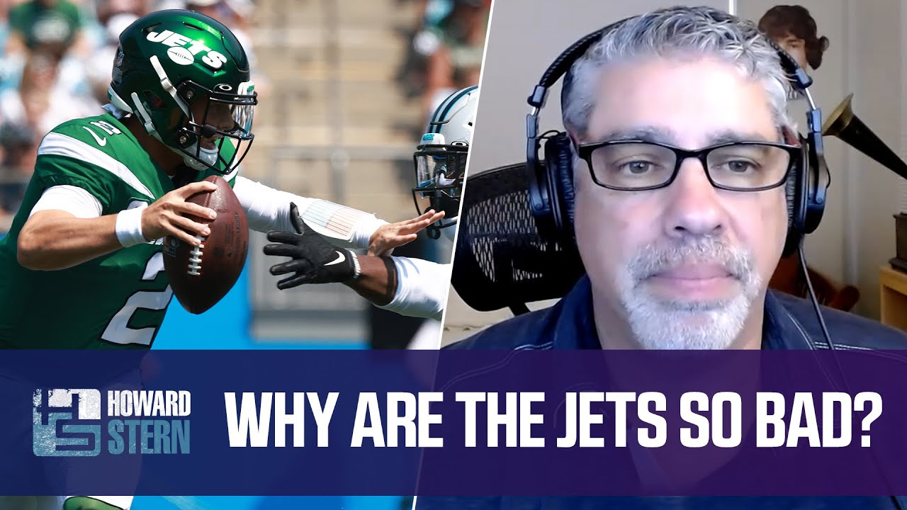 Download Gary Tells Howard Why the New York Jets Are So Bad