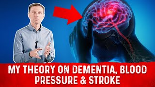 My Theory on Dementia, Blood Pressure & Stroke - Dr. Eric Berg DC