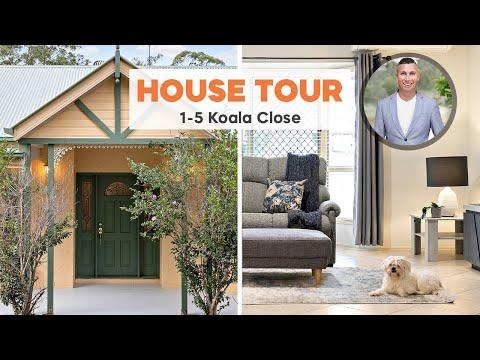 HOUSE TOUR   1-5 Koala Close, Greenbank   CHRIS GILMOUR
