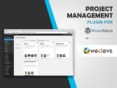 WordPress Project Management Software