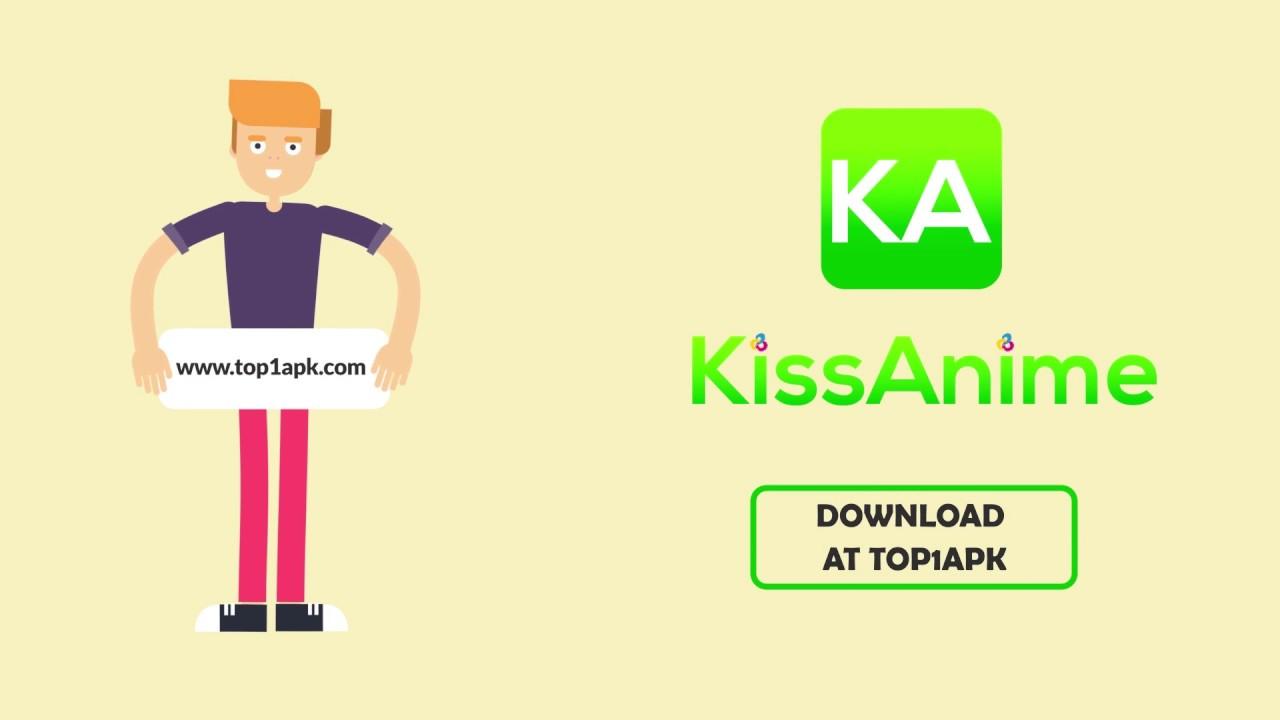 Kissanime promo video the best anime apk app you can trust