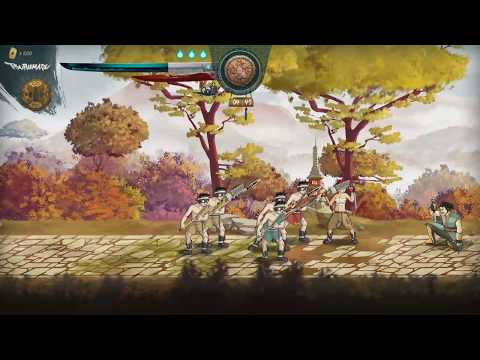 GAMEPLAY SAMURAI RIOT - Game Ringan Yang Menghibur-  