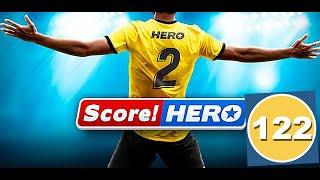Score! Hero 2 - level 122 - 3 Stars screenshot 3