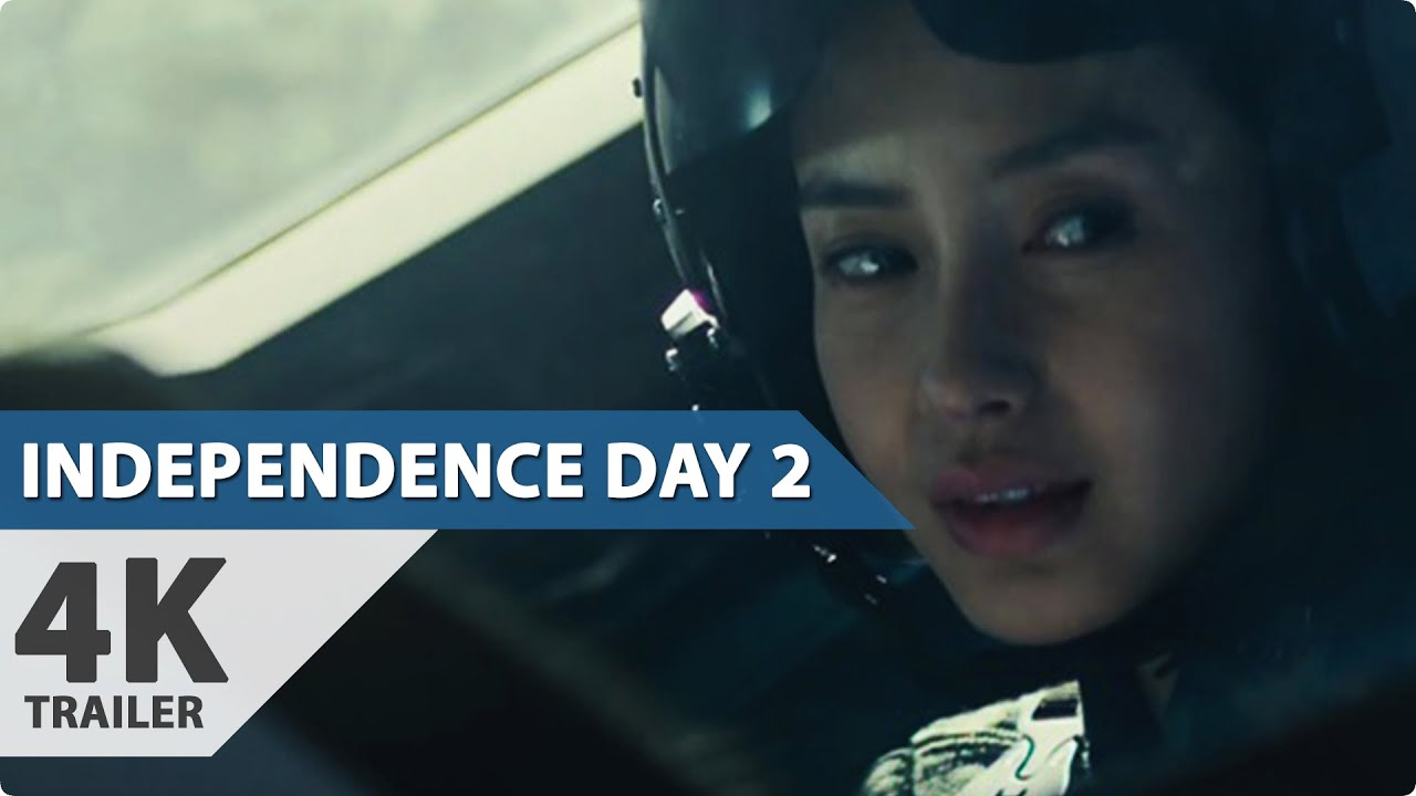 Download INDEPENDENCE DAY 2: 4K Trailer (2016)