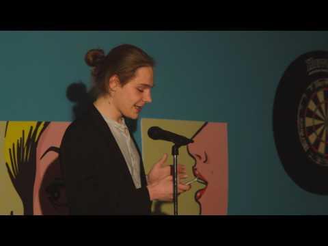 Kardos René- Slam Poetry Zalaegerszeg- 2017. február