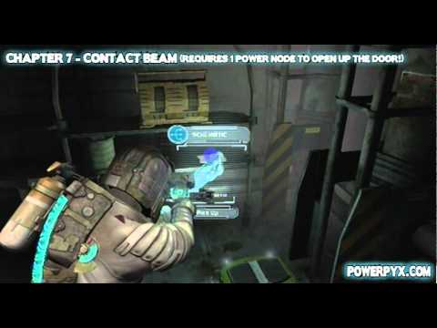 Dead Space 2 - Schematic Locations Guide on
