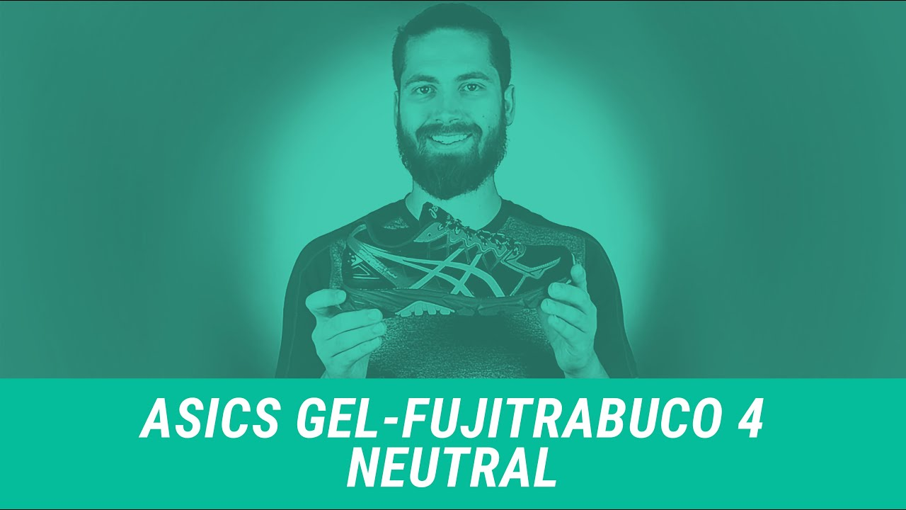 arcilla obra maestra Orbita  Fit Expert Review: Men's ASICS GEL-FujiTrabuco 4 Neutral - YouTube