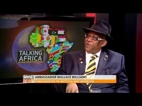 Ambassador Wallace Williams on Talking Africa