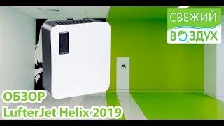Обзор аэрогивера LufterJet Helix 2019