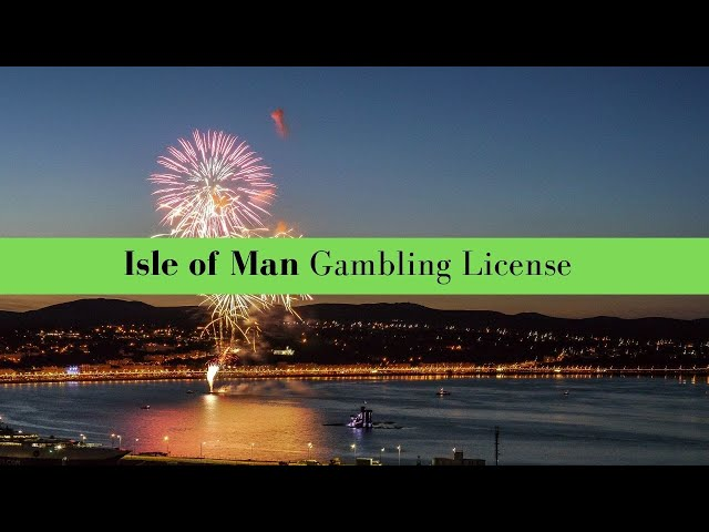 Isle of Man Gambling License