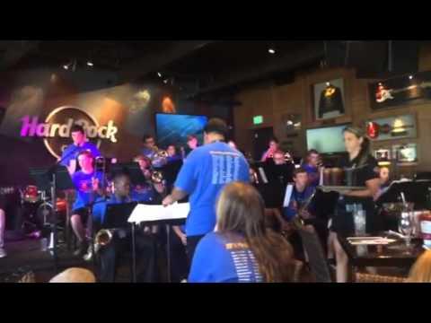 Clovis High School Jazz Band