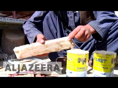 Helmand's Improvised Explosive Devices