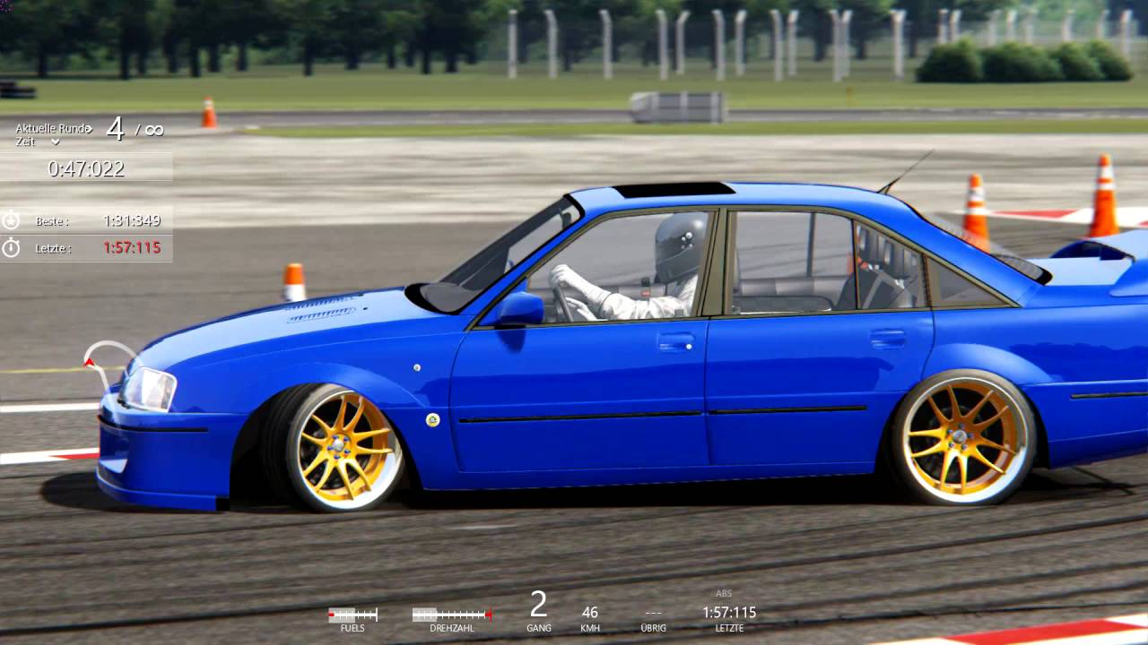 assetto corsa tuning mod preview opel lotus omega. Black Bedroom Furniture Sets. Home Design Ideas