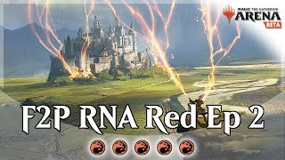 Episode 2 - MTG Arena Beginner and F2P Guide for Ravnica Allegiance Standard Constructed Young CGB