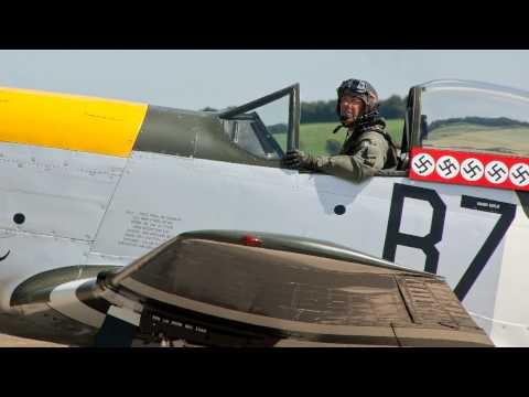 Flying Legends, Duxford 2010. Bildspel
