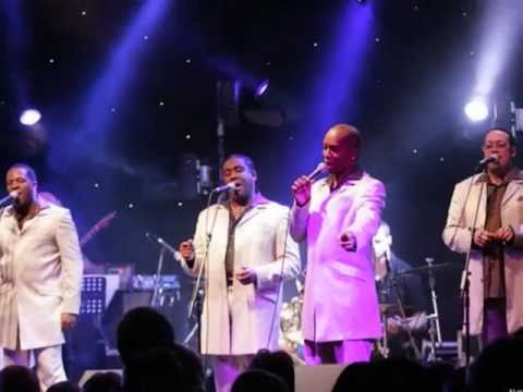 THE  DRIFTERS   THERE GOES MY FIRST LOVE(SUPER HD SOUND).wmv
