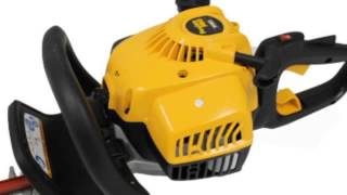 22 Inch Gas Powered Hedge Trimmer   Poulan Pro PP2822