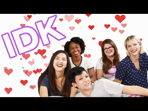 Thumbnail: Ladylike Answers Questions About Love • IDK