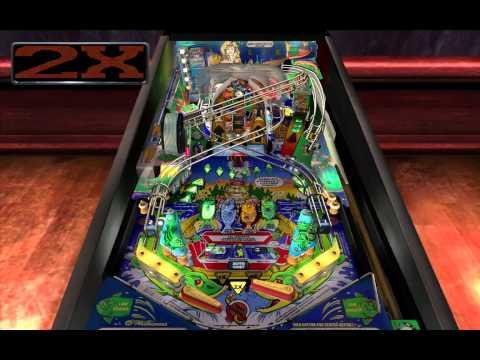 Pinball Arcade - Fish Tales