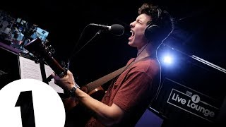 shawn mendes in my blood in the live lounge