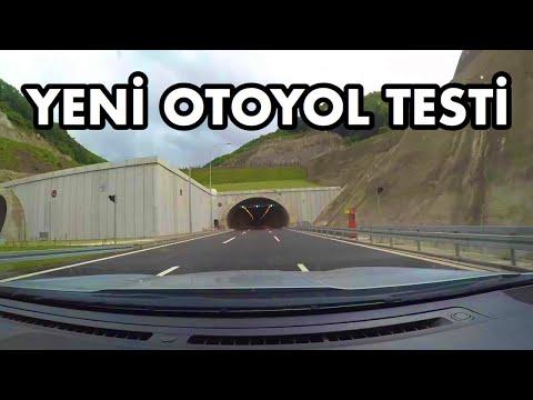 İstanbul - İzmir Otoyolu | Altınova - Gemlik Test Sürüşü