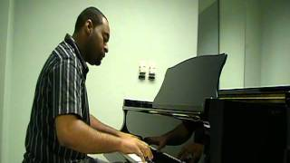 "Jazz Piano Music Composition Video ""Journey Of The Dreaming Traveler"""