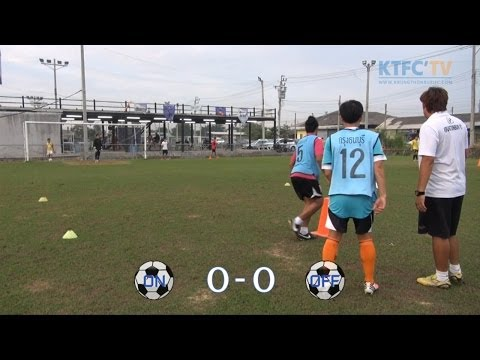 KTFC TIME 2013 EP.33 Shooter Vs Goalkeeper