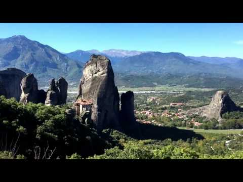 Visit Meteora from Athens