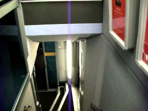 Int rieur tgv duplex 1 classe youtube for Interieur tgv