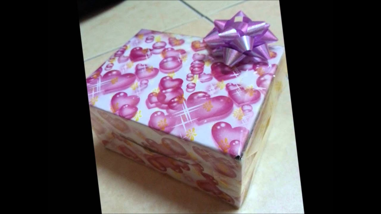 Membalut Hadiah Cabutan Bertuah You