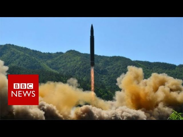North Korea says new missile puts all of US in striking range - BBC News