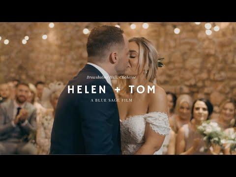 Browsholme Hall and Tithe Barn | Helen + Tom | Wedding Film